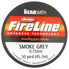 Fireline - 50yards - Smoke Grey - 0.15mm