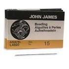John James naalden #15 - 25 stuks/pak