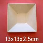 Keramische mal - 13x13x2.5cm