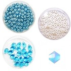 Halsketting PIP beads - Turquoise