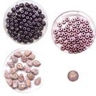 Halsketting PIP beads - Roze