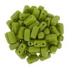 Bricks - 3/6mm - Opaque Olive
