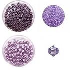 Tania armband - Lila/roze/Violet