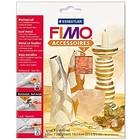 FIMO FIMO Koperfolie - 7 velletjes - 14x14cm