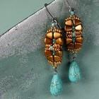 Publiek schema - Swing earrings