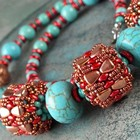 Publiek schema - Technical beaded bead