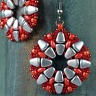 Publiek schema - Viracocha earrings