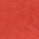 Soepele textuurmat - 90x90mm - Spirals