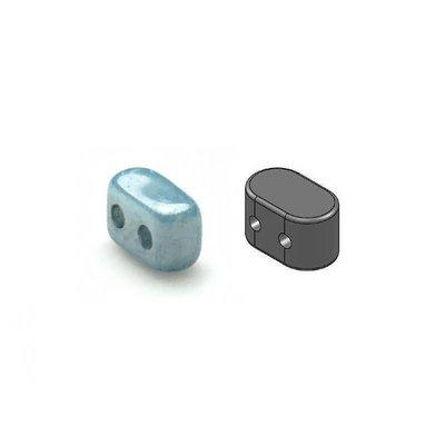 Ios Par Puca - Glas - Opaque Blue Ceramic Look