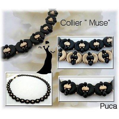 Publiek schema Puca - Collier Muse