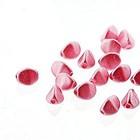 Pinch Beads - 5mm - Pastel Pink