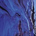 Bullseye - Streaky Blue Plum - 13x15cm