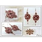 Publiek schema Puca - Tinos - Earrings Laurence