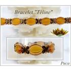 Publiek schema Puca - Vintage - Bracelet Teline