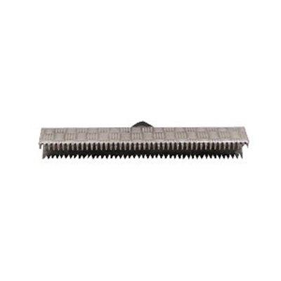 Platte klem - Zilver - Metaal - 38x7mm