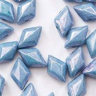 Gemduo - 8x5mm - Chalk Blue Luster