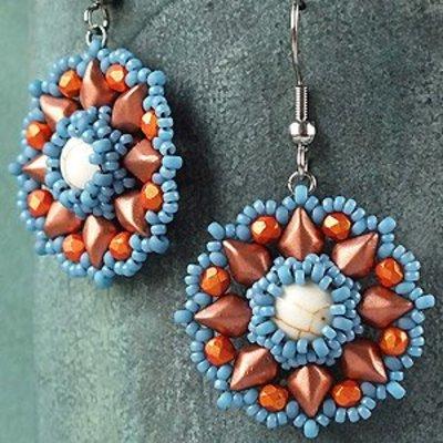 Exclusief Schema - Primrose earrings