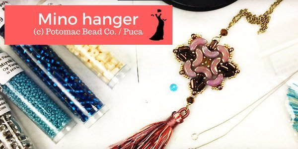 DIY patroon/video: Mino hanger (Puca)