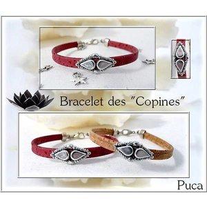 Gratis Schema Puca - Amos - Bracelet Copines