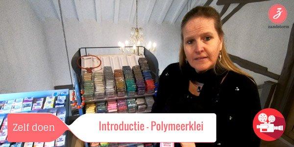 ZandstormTV - Introductie polymeerklei