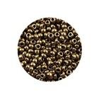 Rocailles Miyuki 8/0 - Metallic Dark Bronze (n°457) - 6.5gr
