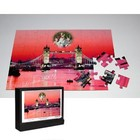 Fotopuzzle mit grossen Teilen 45x64cm Standardschnitt