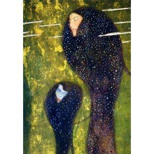Gutstav Klimt - Nixen