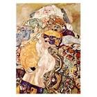 Gustav Klimt - Baby