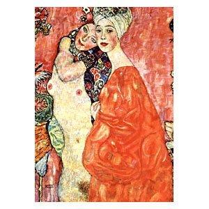 Gustav Klimt - die Freundinnen