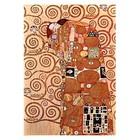 Gustav Klimt - die Umarmung