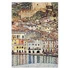 Gustav Klimt - Malcesina am Gardasee