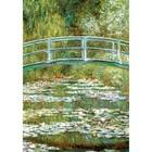 Claude Monet - die japanische Brücke