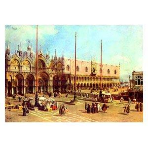 Canaletto- la Piazza San Marco
