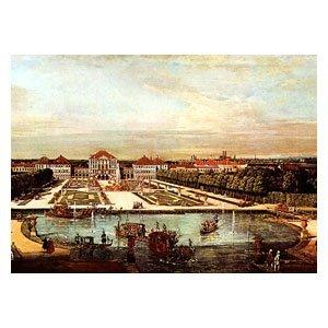 Canaletto - Schloss Nymphenburg