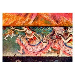 Edgar Degas - der Vorhang fällt