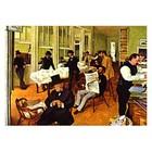 Edgar Degas - die Baumwollfaktorei