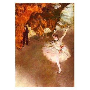 Edgar Degas - die Primaballerina