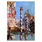 Edouard Manet - Canale Grande in Venedig