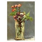Edouard Manet - Clematis in einer Kristallvase