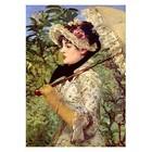 Edouard Manet - Jeanne