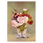 Edouard Manet - Stilleben mit Blumen