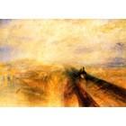 Joseph William Turner - Rain Steam and Speed the Great Western Railway