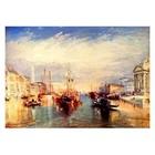 Joseph William Turner - Canal Grande in Venedig