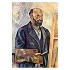 Paul Cezanne - Selbstporträt mit Palette