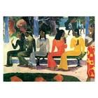 Paul Gauguin - der Markt