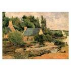 Paul Gauguin - die Wäscherinnen von Pont-Aven
