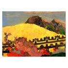 Paul Gauguin - dort ist der Tempel