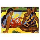 Paul Gauguin - zwei Frauen von Tahiti