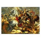 Peter Paul Rubens - Sieg und Tod des Konsuls Decius Mus