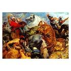 Peter Paul Rubens - Tiger -und Löwenjagd